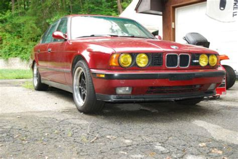 how cars run 1993 bmw m5 electronic throttle control sell used 1993 bmw m5 base sedan 4 door 3 6l in lenoir city tennessee united states
