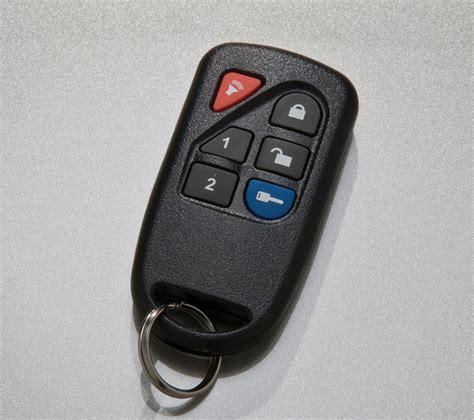 Alarm Keyless Entry remote start system 200 series with keyless entry