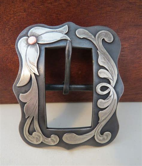 Handmade Buckles - 17 best images about cowboy spurs on