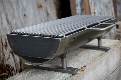 diy metal fabrication projects diy projects diy steel bbq melsteel