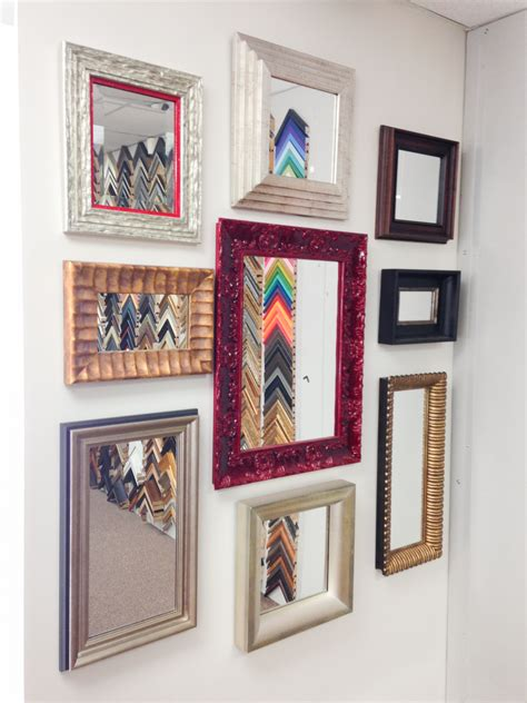 Custom Bathroom Mirror Frames Custom Frames For Bathroom Mirrors Www Tapdance Org