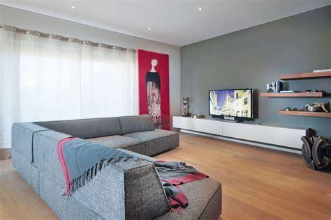 soggiorno con divano mobili per soggiorno moderni arredamento salotto lago
