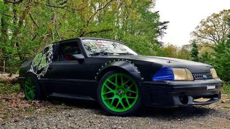 mustang v6 drift why the fox mustang is the ultimate affordable drift car