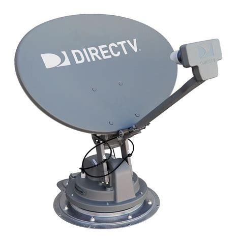 tv on directv trav ler directv swm slimline automatic multi satellite tv antenna winegard sk swm3 satellite antennas cing world