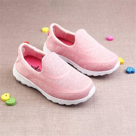 buy walktrendy baby pink slip on shoes looksgud in