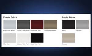 acura rlx paint colors exterior