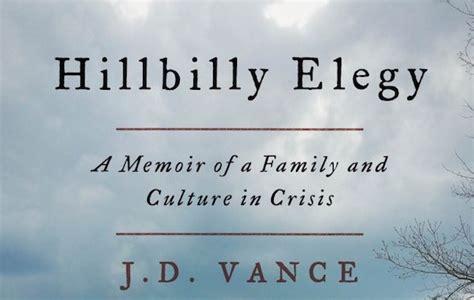 Hillbilly Elegy By J D Vance Ebook E Book marine turned yale graduate writes ny times bestseller hillbilly elegy usmc