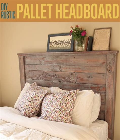 how to make a wood pallet headboard 17 best ideas about pallet headboards on pinterest