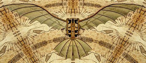 leonardo da vinci biography flying machine leonardo da vinci antique flying machine under parchment