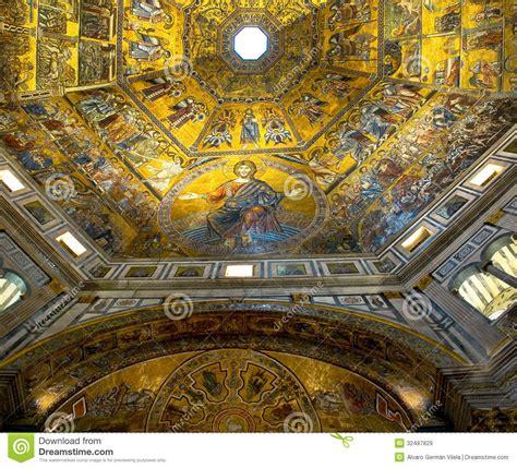 cupola ledusa cupola dei di san battistero firenze italia