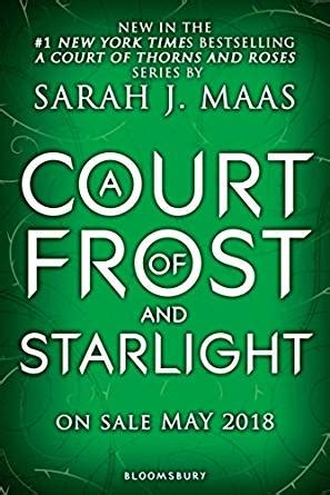 a court of frost amazon com a court of frost and starlight a court of thorns and roses ebook sarah j maas