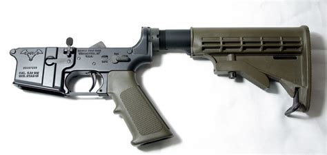 od green m4 sold ar 15 compl lower w rra od green m4 stock pg