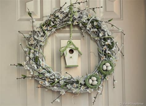 50 spring and easter wreaths with fresh designs 50 spring and easter wreaths with fresh designs