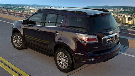 chevrolet india 2017 chevrolet trailblazer facelift india launch price
