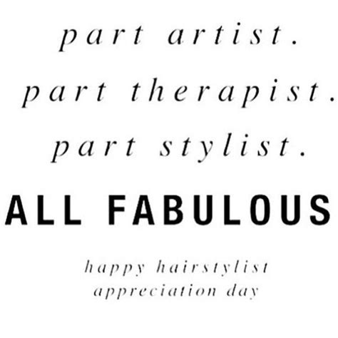 hairdresser day 17 best images about hair quotes for the hair artist on