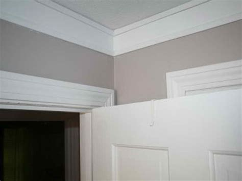 Contemporary Crown Molding How To Repair Real Crown Molding How To Make