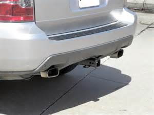 Tow Hitch For Acura Mdx Trailer Hitch By Draw Tite For 2006 Mdx 75599