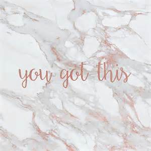 Quote Wall Stickers For Bedrooms quot you got this rose gold marble quot posters by skoemil redbubble