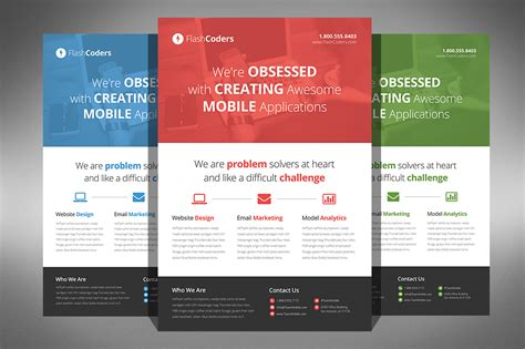 creative flyers templates flat design corporate flyer flyer templates on creative