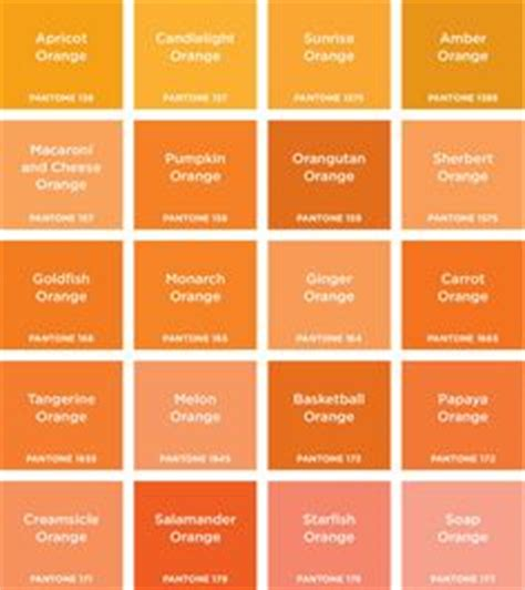 orange shades names 1000 images about orange on pinterest orange orange