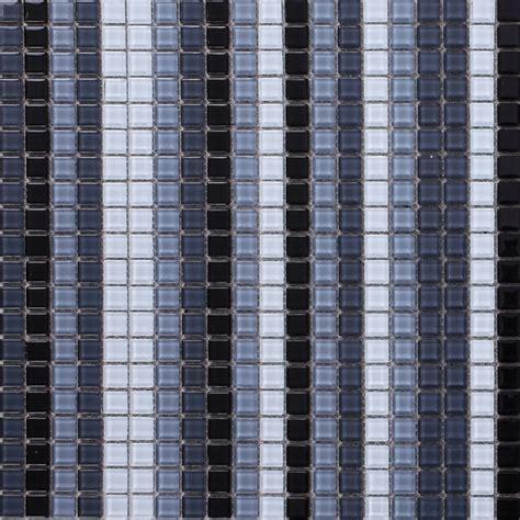 glass mosaic tiles white and orange mixed crystal glass glass mosaic wall tiles puzzle mosaic art black white