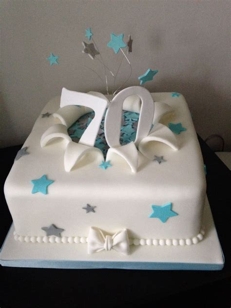 birthday cake  turquoise  silver cakes  birthday cake dad birthday cakes