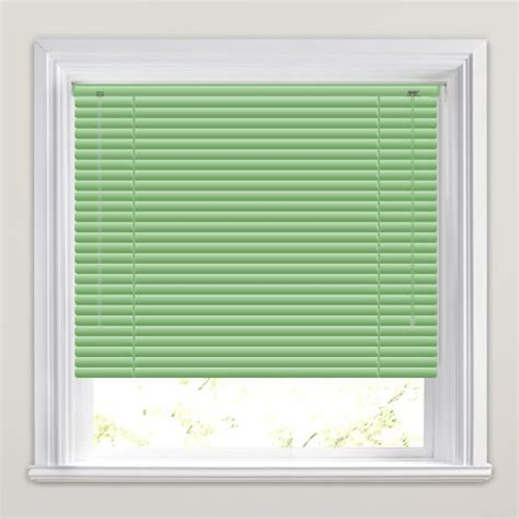 Funky Kitchen Blinds Uk Metallic Green Aluminium Venetian Blinds Funky Made To