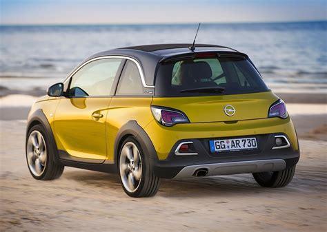 Opel Cars In Usa by Opel Adam Rocks Specs 2014 2015 2016 2017 2018
