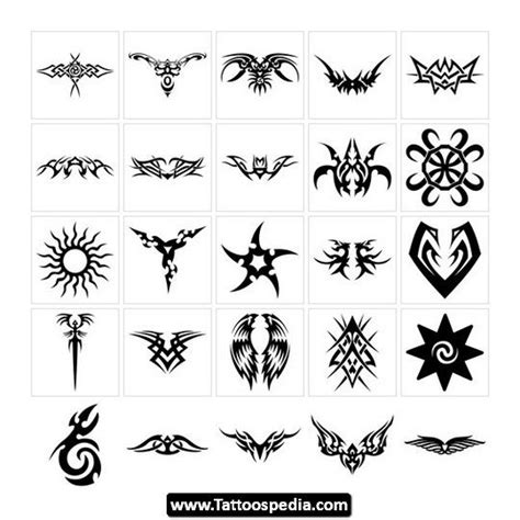 small tribal tattoos with meaning small tribal tattoos 15 tattoos tattoos