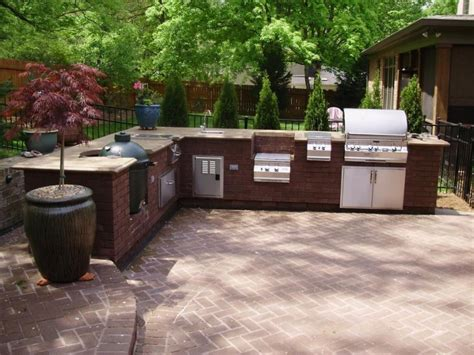 simple outdoor kitchen ideas simple outdoor kitchen photos
