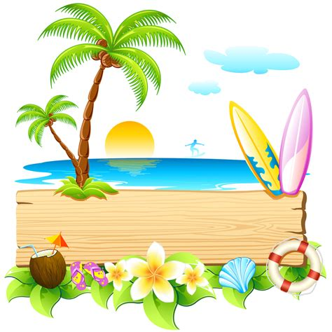 clipart download beach clip art black and white images download 2019