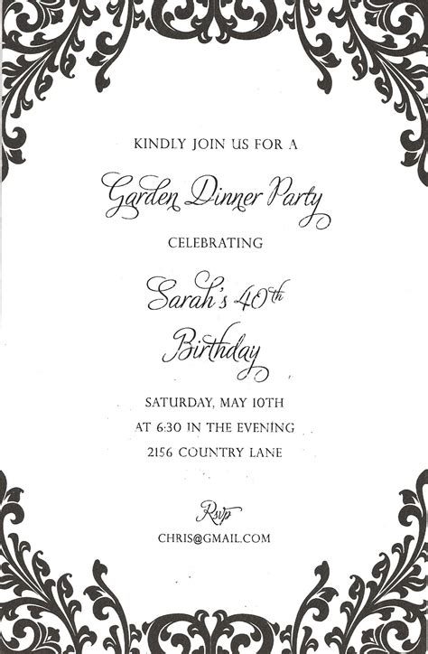 Wedding Invitations With Border Design by Wedding Invitation Border Designs Wedding Invitations