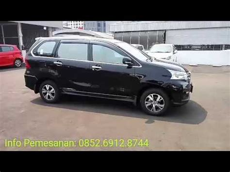 Xenia R Mt Sporty by Review Xenia R Mt Sporty Hitam 0852 6912 8744