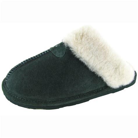 bearpaw slippers loki bearpaw womens loki ii shearling slipper shoe ebay