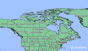 location of ottawa canada on world map where is ottawa on where is ottawa on located in the
