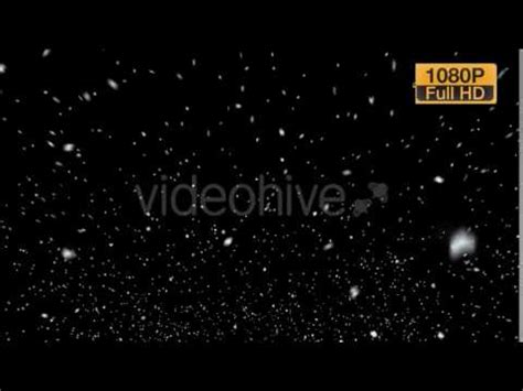 After Effects Template Royalty Free Snow Fall Cinematic Background Youtube Falling Snow After Effects Template