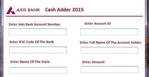 axis bank account no hacker prince axis bank adder