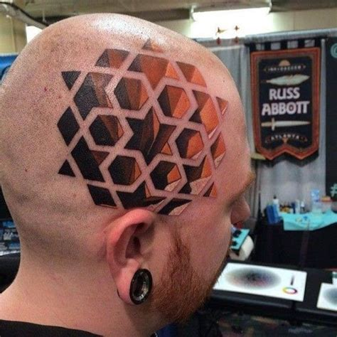 65 stunning collection of geometric tattoos