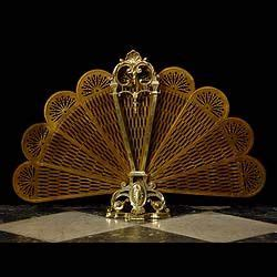 fan shaped fireplace screen 69 best images about antique fire screens on pinterest