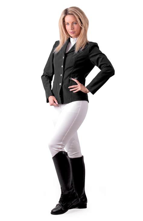 crystal comfort inc ladies show jacket range