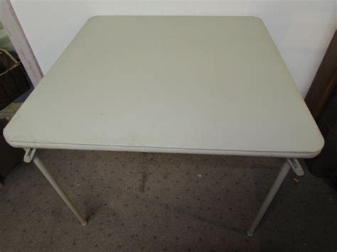 card table costco lot detail costco folding card table
