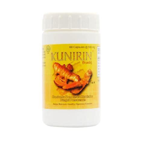jual borobudur herbal kunirin multivitamin 60 kapsul