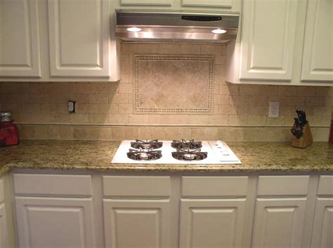Travertine Kitchen Backsplash Travertine Backsplash Www Imgkid The Image Kid Has It