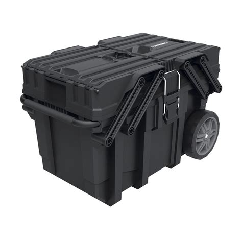 husky 25 in cantilever mobile tool box 230380 the