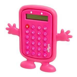 Calculator mr from smiggle com au work