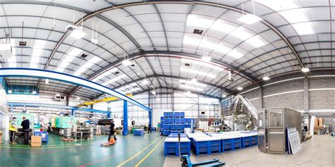Light Factory by Quadrupled Light Levels In Manchester Factory Thanks To An