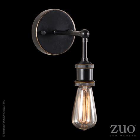 Miserite Wall Lamp 98271 Zuo Mod MetropolitanDecor