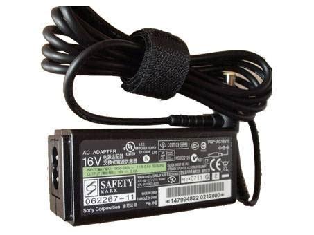 Adaptor Sony Vaio Vgp Ac16v7 16v 22a 2 Pin ac adapter for sony vaio vgp ac16v11 vgp ac16v7