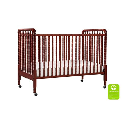 jenny lind baby bed davinci jenny lind toddler conversion kit cherry kids