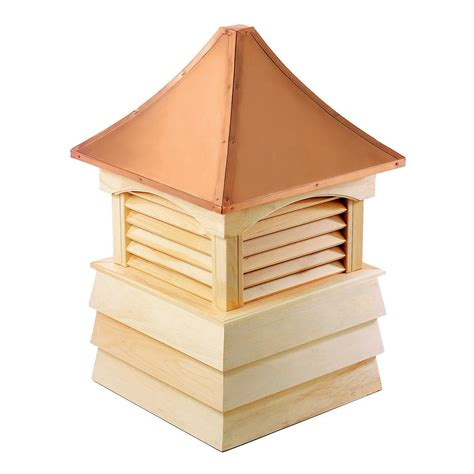 Directions Cupola by Directions Sherwood 30 In X 46 In Wood Cupola With